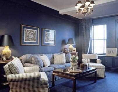 Sala d\'estar clàssica