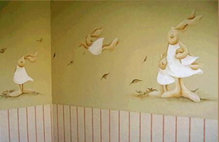 Paper d\'una habitació infantil
